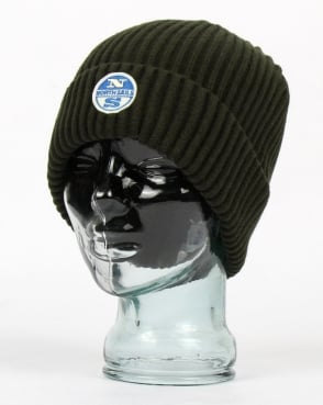 North Sails Beanie Green