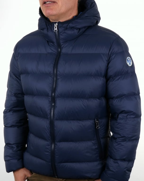 North Sails North Down Light Jacket Navy