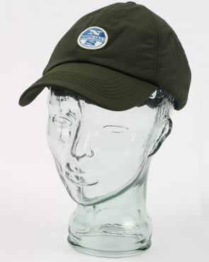 North Sails Nylon Cap Green