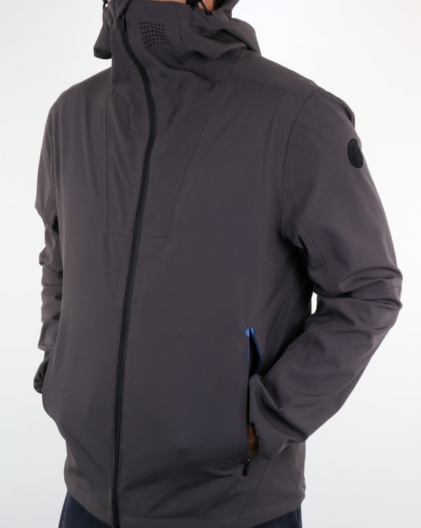 North Sails Storm Soft Shell Jacket Black