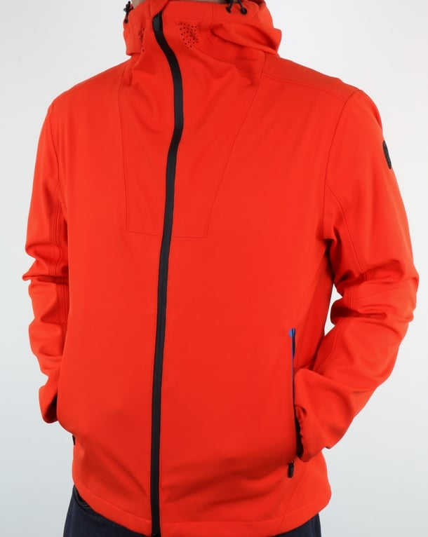 North Sails Storm Soft Shell Jacket Orange
