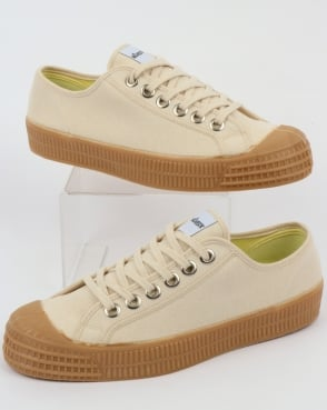 Novesta Star Master Canvas Trainers Beige