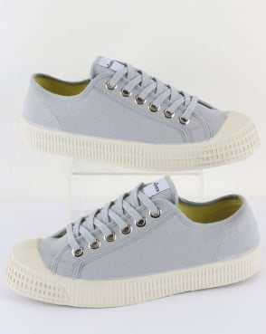 Novesta Star Master Canvas Trainers Grey