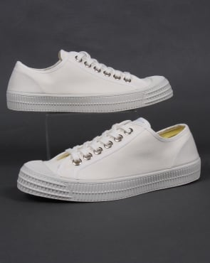 Novesta Star Master Canvas Trainers White