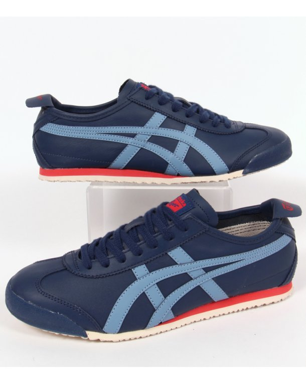 Onitsuka Tiger Onitsuka Tiger Mexico 66 Sneaker Classic Blue/White discount new arrival low price fee shipping sale online 2014 newest sale online jJglX5xyX