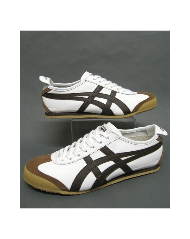 Onitsuka Tiger Mexico 66 Trainers White/brown