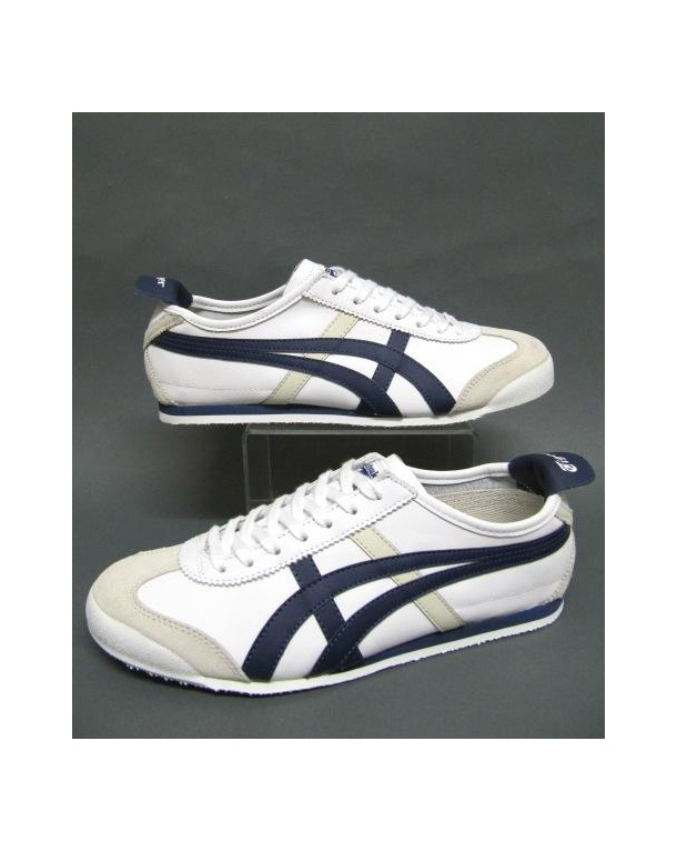 Onitsuka Tiger Mexico 66 Trainers White/navy
