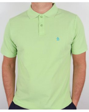 Original Penguin Daddy-o Polo Shirt Arcadian Green