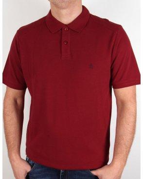 Original Penguin Daddy Polo Shirt Pomegranate