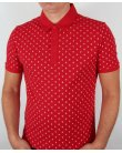 Original Penguin Re-pete Polo Shirt Red