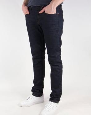 Original Penguin Slim Fit Jeans Dark Wash