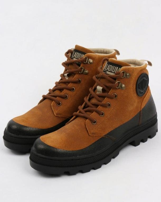 Palladium Pallabosse Hiker Boot Sunrise/Black
