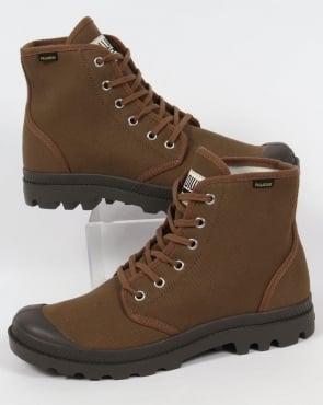 Palladium Pampa Hi Originale Boots Butternut/Tarm