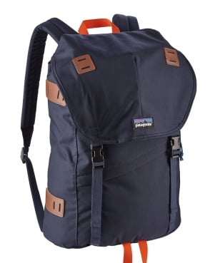 Patagonia Arbor 26l Backpack Navy/Paintbrush Red