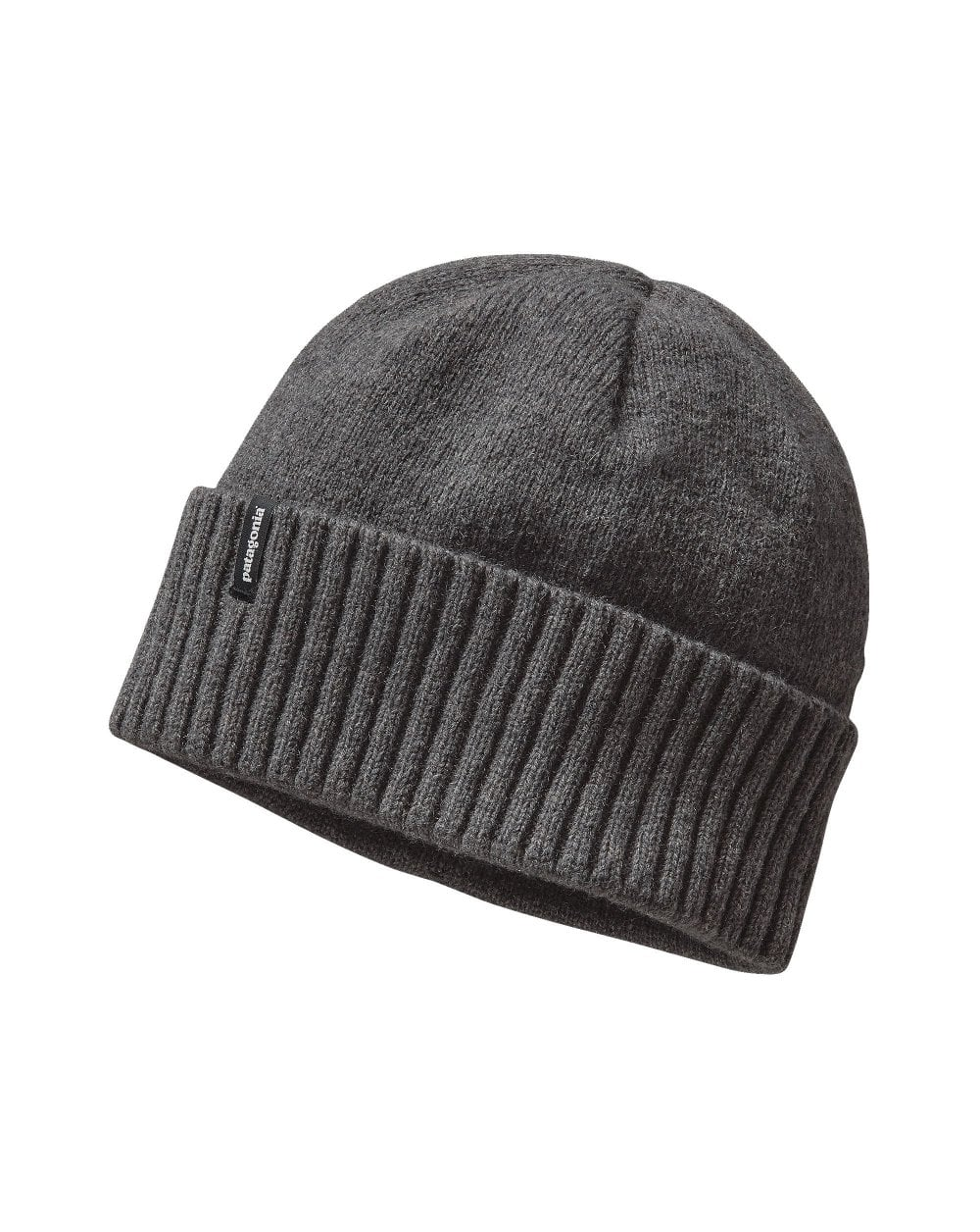 90a76efcb Patagonia Brodeo Beanie Feather Grey