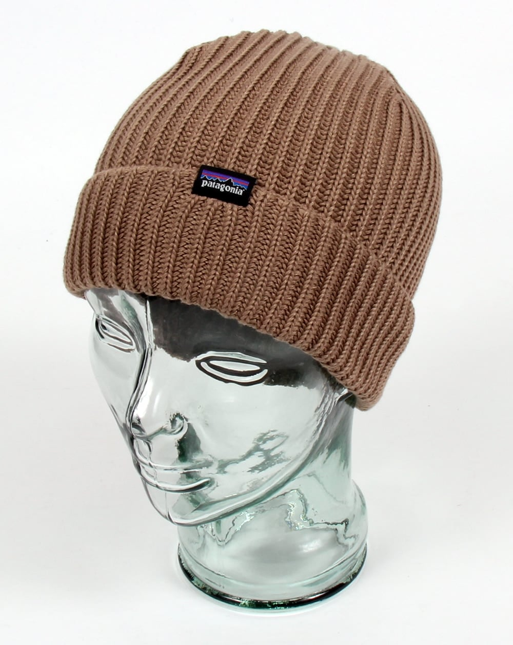 631f0730959 Patagonia Fishermans Rolled Beanie Ash Tan - Hats And Caps from 80s ...