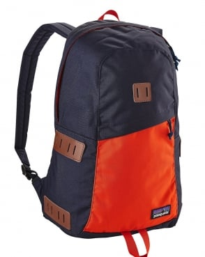 Patagonia Ironwood 20l Backpack Navy/paintbrush Red