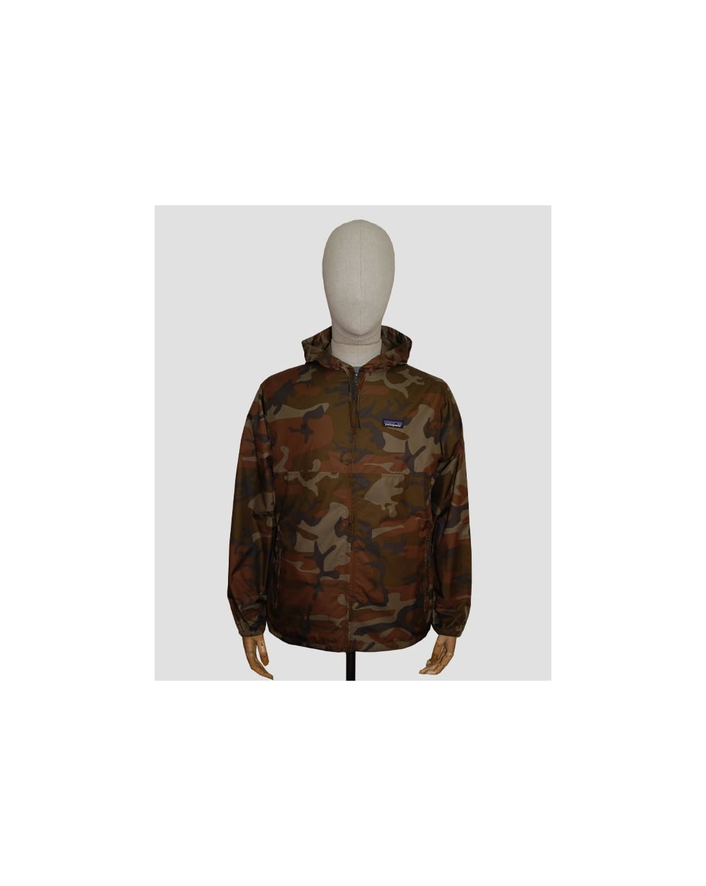 Patagonia Light And Variable Hooded Jacket Camo Jackets