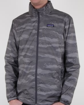 Patagonia Light & Variable Jacket Rock Camo