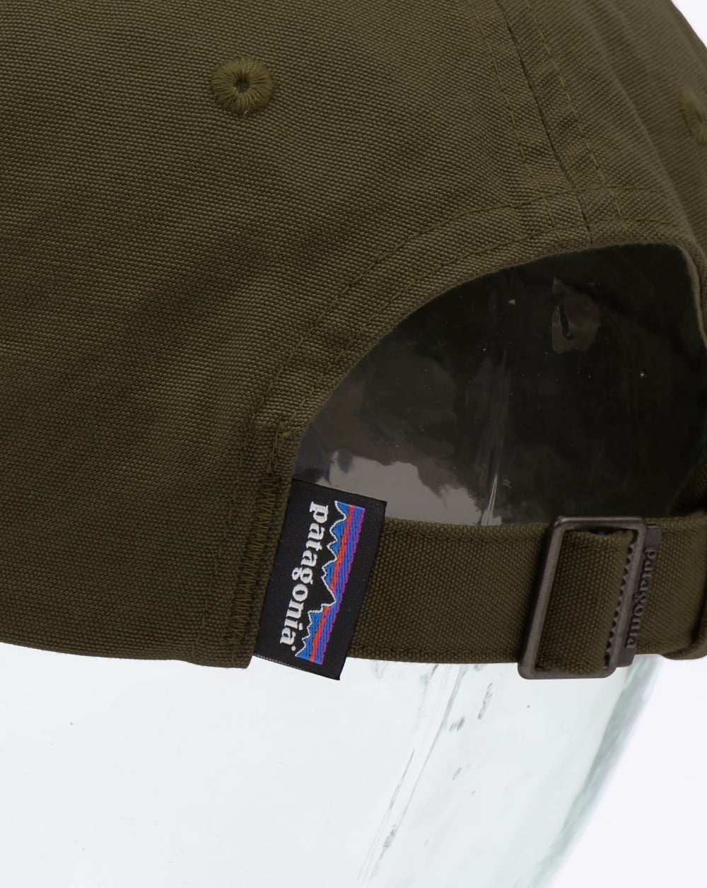 7d842dc9 Patagonia P-6 Label Trad Cap Dark Ash - Hats And Caps from 80s ...