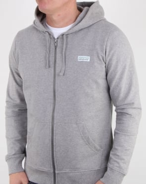 Patagonia Pastel P-6 Label Hoody Feather Grey
