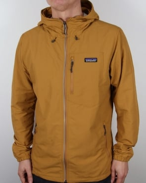 Patagonia Tezzeron Jacket Oaks Brown