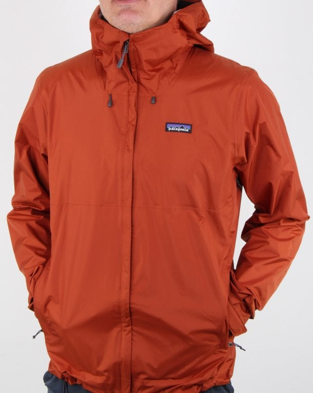 Patagonia Torrentshell Jacket Copper Ore