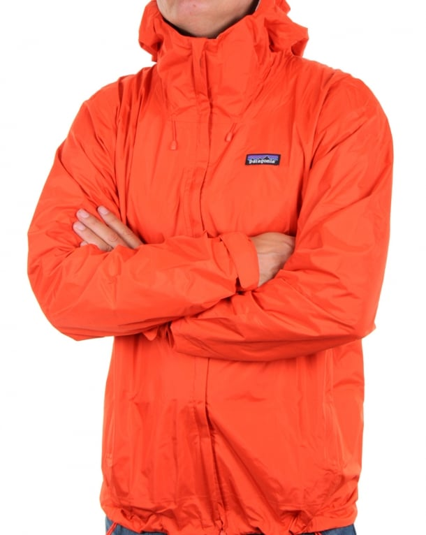 Patagonia Torrentshell Jacket Orange