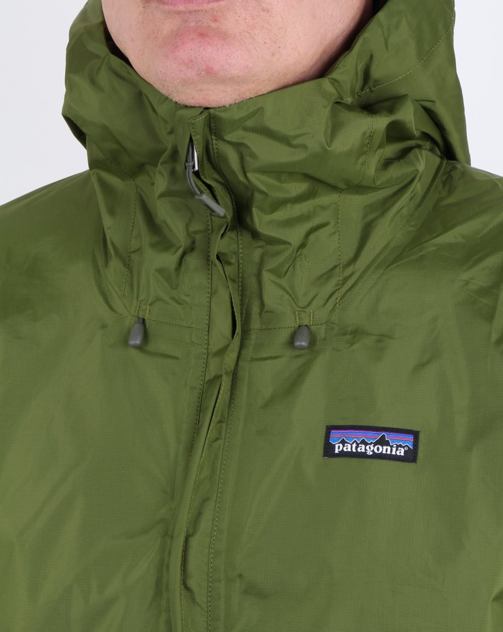 Patagonia Torrentshell Pullover Sprouted Green 1620eb5fe