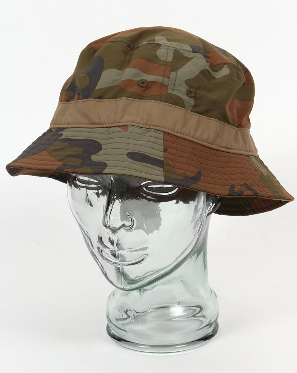 Patagonia Wavefarer Bucket Hat Forest Camo - Hats And Caps from 80s ... a09fc2ba4b4