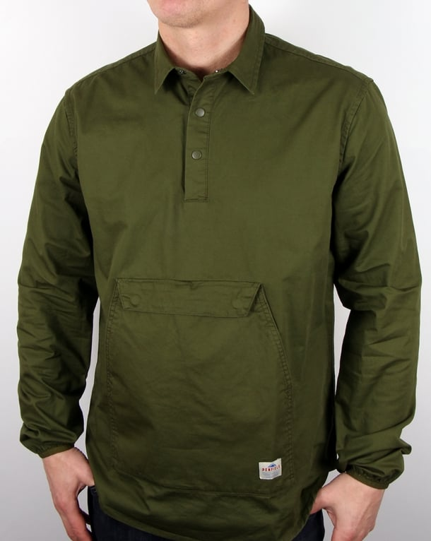 Penfield Adelanto Pullover Shirt Olive