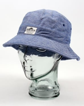 Penfield Baker Sun Hat Chambray