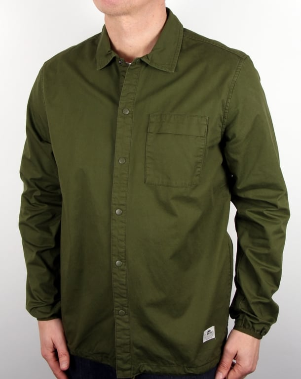 Penfield Blackstone Shirt Olive
