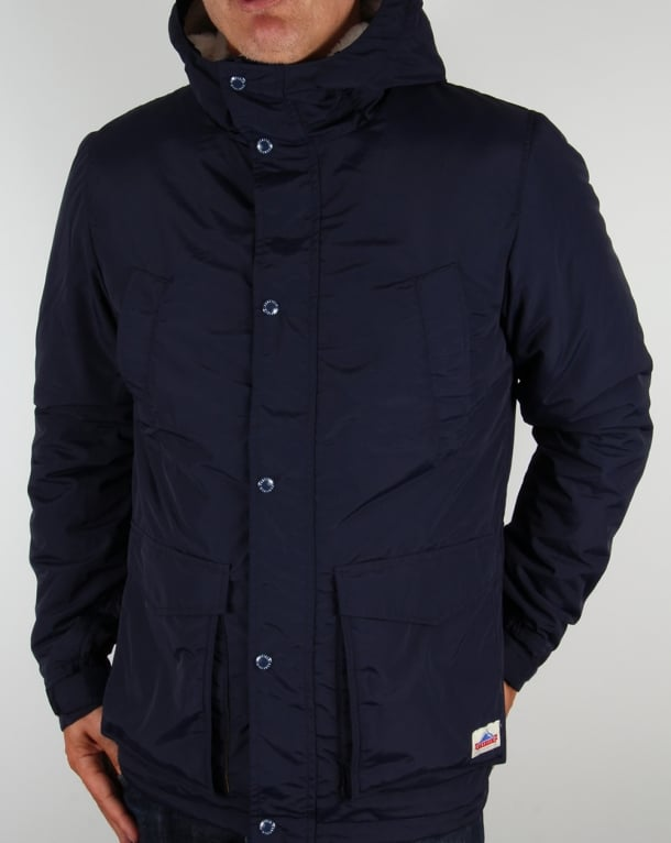 Penfield Hosston Insulated Parka Navy