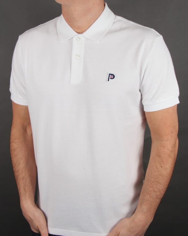 Penfield Norco Polo Shirt White