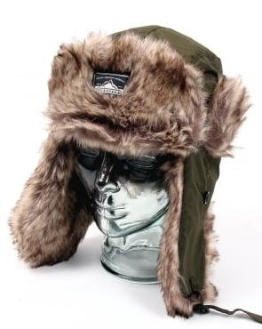 Penfield Providence Trapper Hat Lichen