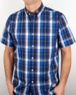 Penfield Rico Shirt Blue