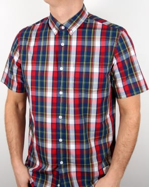 Penfield Rico Shirt Red