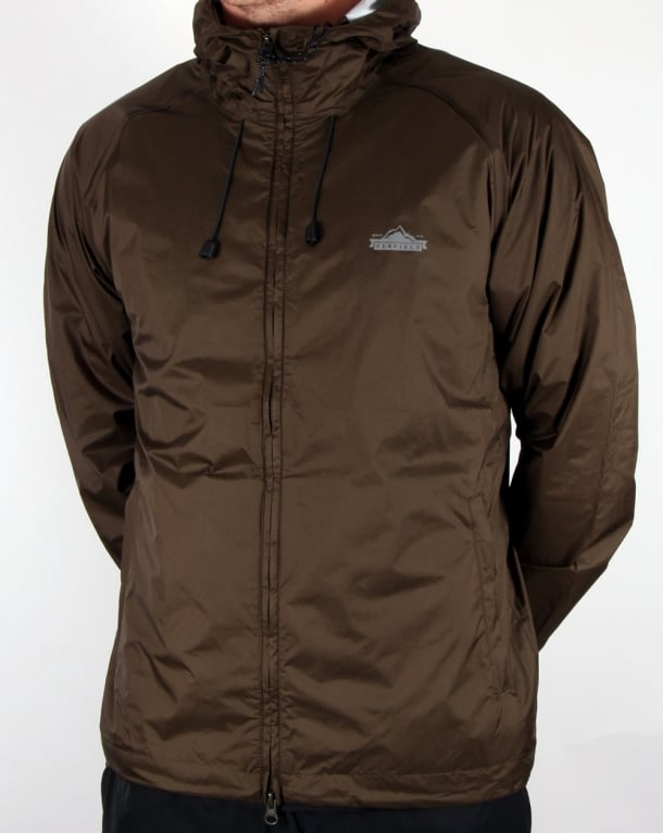 Penfield Travel Shell Jacket Olive