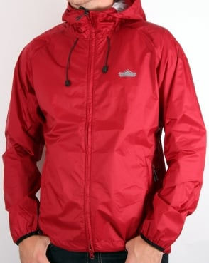 Penfield Travel Shell Jacket Red