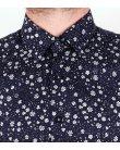 Peter Werth Rey L/s Shirt Navy