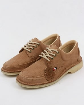 Pod Gallagher Shoe Camel