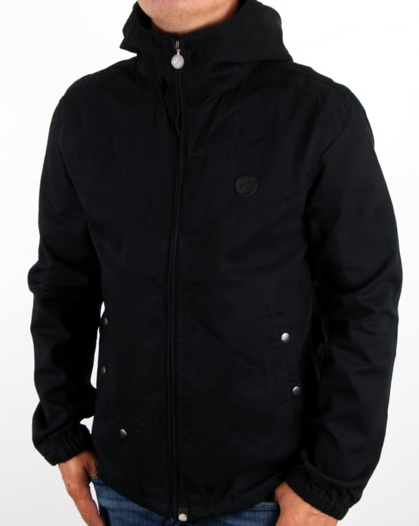 Pretty Green Classic Jacket Black