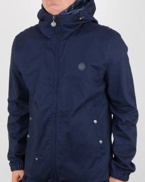 Pretty Green Classic Jacket Navy