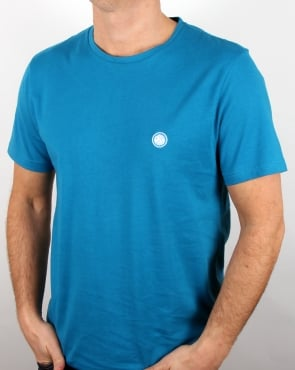 Pretty Green Crew Neck Tee Turquoise