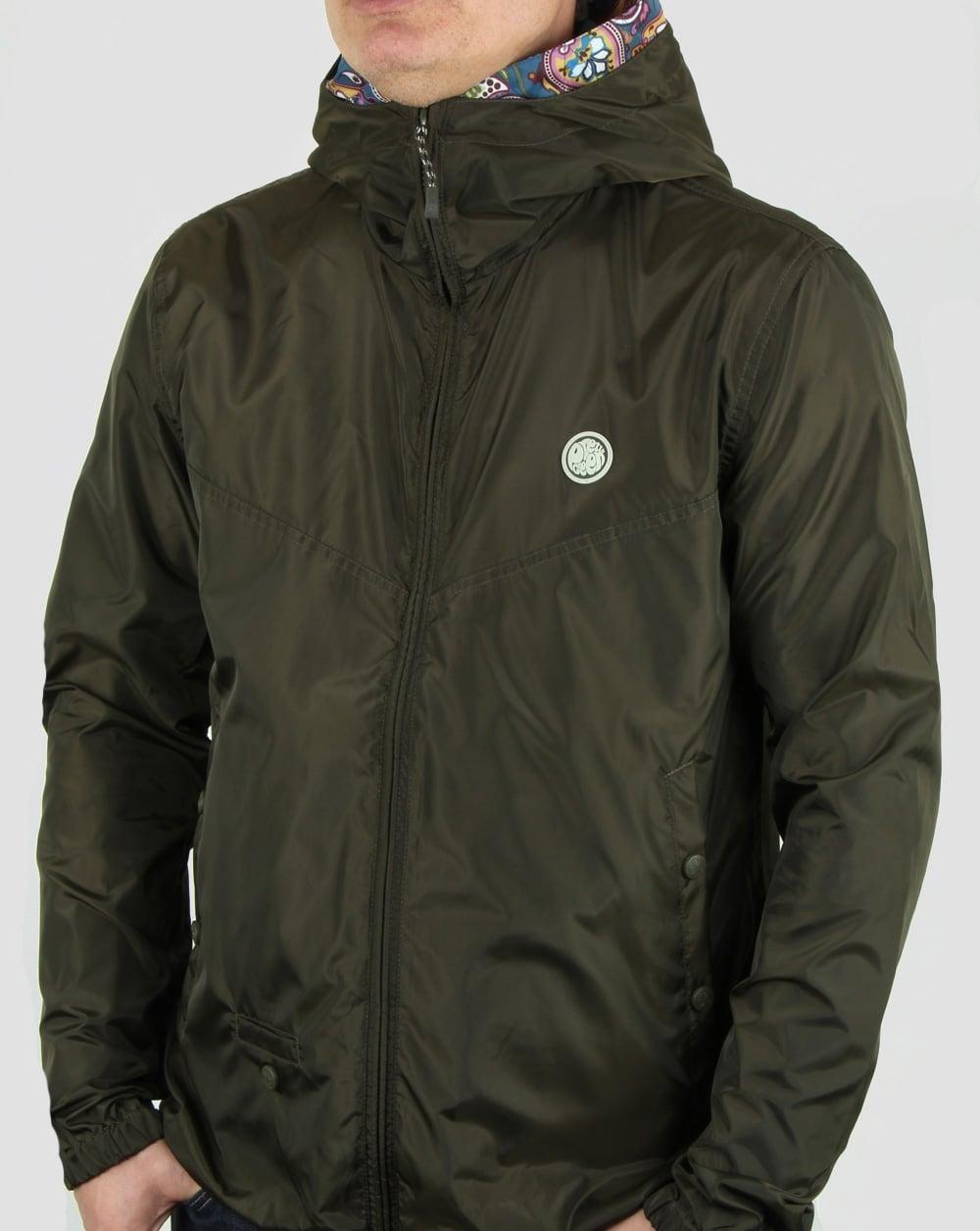 pretty green darley jacket khaki mens jacket water resistant hood. Black Bedroom Furniture Sets. Home Design Ideas