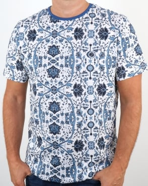 Pretty Green Ebury T Shirt White