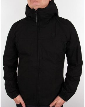 Pretty Green Festival Jacket Black