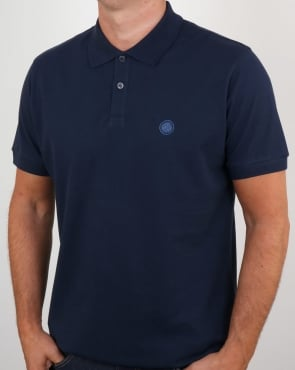 Pretty Green Hartford Polo Shirt Navy