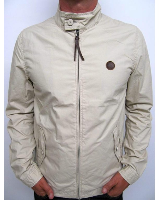 Pretty Green Kingsway Harrington Stone